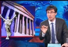 John Oliver Trashes Voting Rights Ruling: SCOTUS Made Giant Hole The Size Of 'John Roberts Middle Finger'